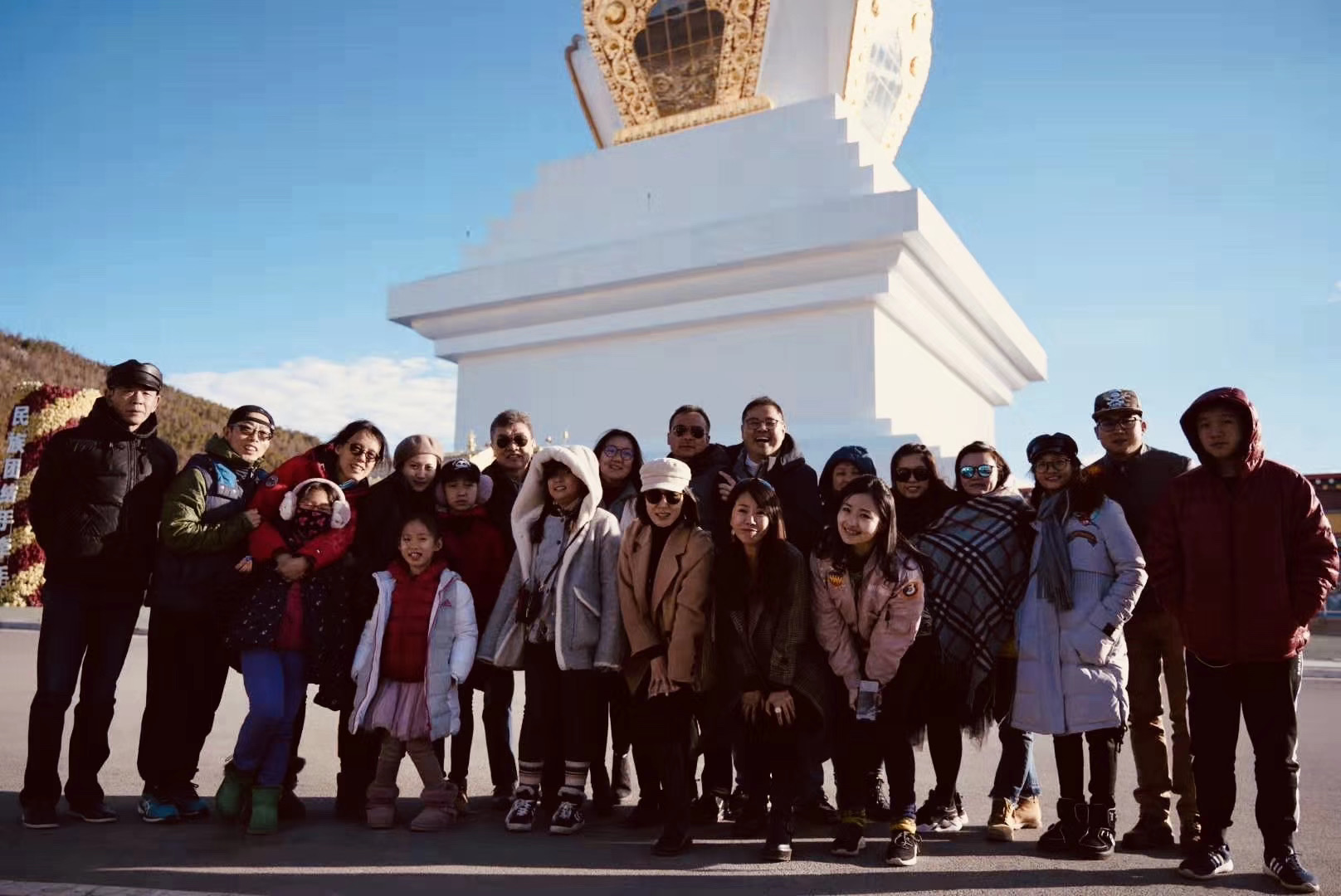 EE Music Staff Retreat in Lijiang, China